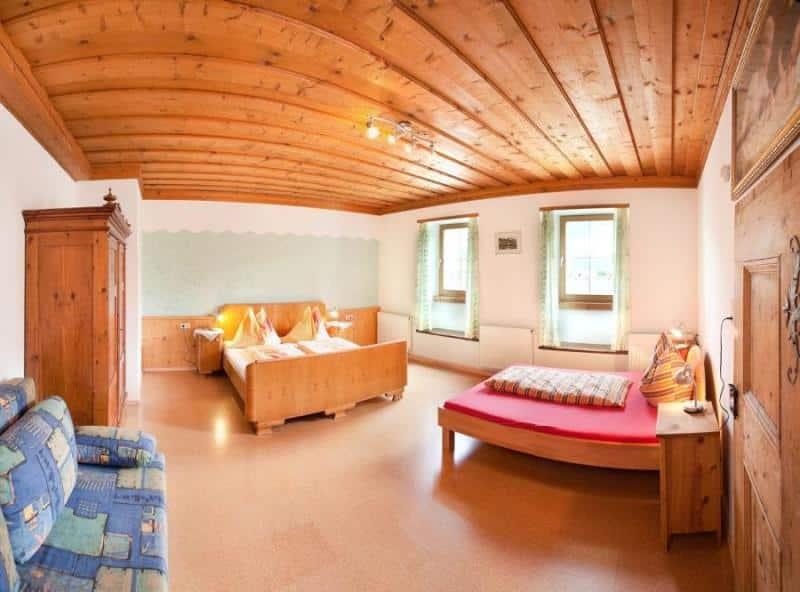 Schloss Saalhof - Zimmer