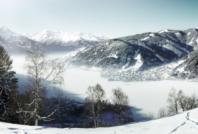 Zell am See Kaprun - Winter