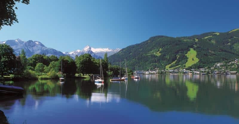 Zell am See Kaprun - Sommer